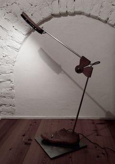 WDA - WilDesignArt - Bagat Lamp