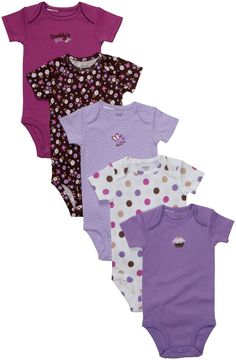 baby clothes $10..love all, except for that top one.