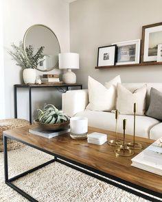 New Living Room, Home And Living, Living Room Decor, Dream House Interior, Home Interior, Outside House Decor, Home Design Decor, Home Decor, Living Room Inspiration