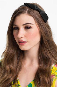 L. Erickson 'Bermuda Bow' Headband | Nordstrom