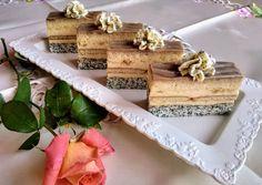Cake Bars, Feta, Dairy, Food And Drink, Treats, Cheese, Sweet, Recipes, Kuchen