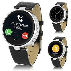 Indigi SmartWatch Phone Bluetooth 40 SIRI 30 For iPhone 6 6s plus Android Galaxy S6 edge Note 5 US Seller *** Read more reviews of the product by visiting the link on the image.