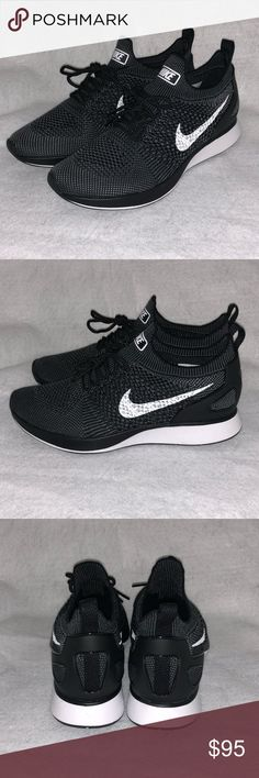 Nike Duel Racer Black Anthracite Cool Grey White 918228-007 | nike-air-zoom  | Pinterest | Nike men, Trainers and Air max