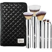 I want these so freakin baddd!! IT Brushes For ULTA - Your Airbrush Masters 6 Pc Advanced Brush Set in  #ultabeauty