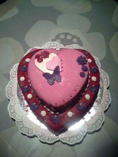 Hartjes taart 1
