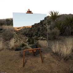 "From the series, ""The Edge Effect"" by Daniel Kukla taken in Joshua Tree National Forrest."