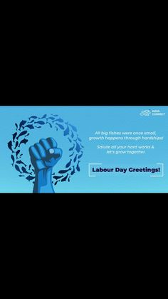 No matter what we are going through right now, always remember we are moving onto a brighter phase. And let's work together to make it happen. A big salute to all your hard works to make this difficult time easier. Labour Day Greetings from Aquaconnect. . . . #internationallabourday #labourday2020 #laborday2020 #aquaconnect #mayday #sustainableaquaculture #sustainability Sustainable Farming, Sustainability, Hard Words, Labour Day, Grow Together, Aqua, Let It Be, Shit Happens, Big