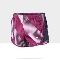 Nike Graphic Tempo Girls' Running Shorts