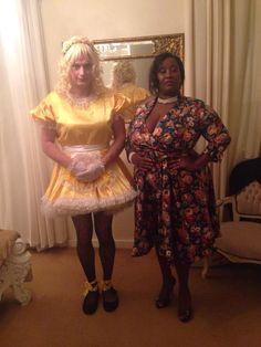"superdominantbeautyblog: ""Ladies with their sissy maids: Goddess Ezada Sinn, Madam Caramel, Mistress Tangent, Goddess Kyaa, Lady Nina Birch, Lady Edyn Blair, Princess Kali, Mistress Elaine, Mistress..."