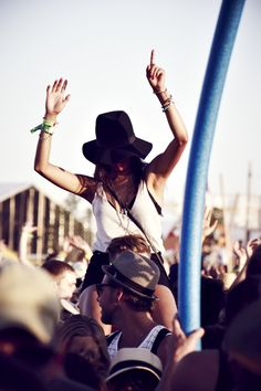 Hat #festival #summer