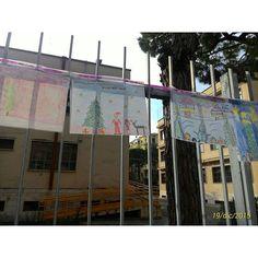 Come i bambini vedono il Natale #Bari #natale