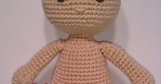 Crochet Amigurumi Dolls Free online crochet patterns for doll, doll clothing,accessories, and other crochet related items. Crochet Dolls Free Patterns, Crochet Doll Pattern, Crochet Motif, Crochet Bear, Cute Crochet, Beautiful Crochet, Crochet Doll Tutorial, Crochet Bedspread Pattern, Crochet Doll Clothes