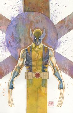 Wolverine - David Mack