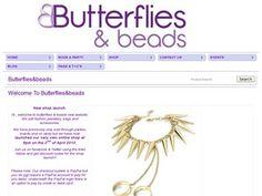 Butterflies & Beads, Jewellery and Handbags