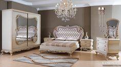 Suat Mobilya Avangard Yatak Odaları
