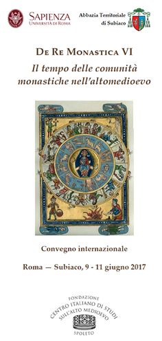 Italia Medievale: Il tempo delle comunità monastiche nell'altomedioevo