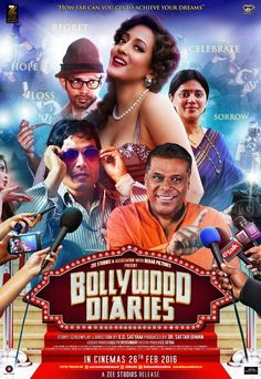 Bollywood Diaries (2016)