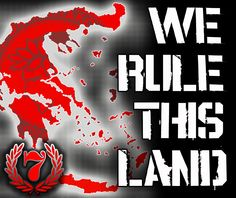 Olympiakos G7 - We Rule This Land