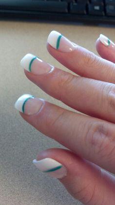 Cute summer nails <3