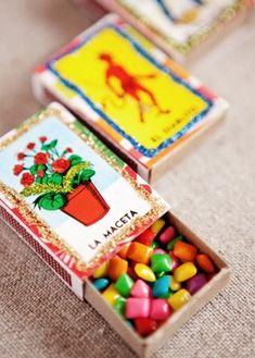 dessert, alternative (dessert), minis, blue, green, hot pink, rainbow, red, take-home treats, yellow, Summer, destination, Zacatecas , Mexico