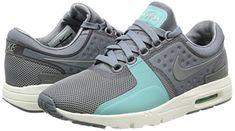 Amazon.com | NIKE Air Max Zero Women's Running Shoes Black/White (8
