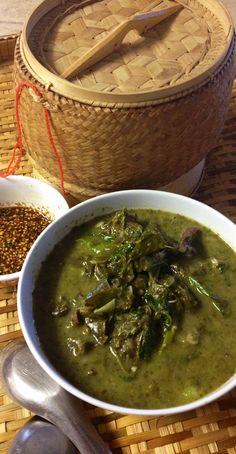 Keeping Laotian Traditions Alive - Gaeng Kii Lek, only at Sabaidee!  8055 Elk Grove Florin Rd Sacramento, Ca 95828 916)681-8286  www.sabaideethaigrille.net