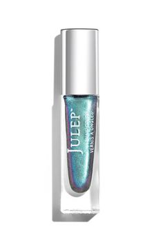 Channel your inner mermaid with this shiny metallic green polish from Julep.