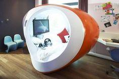 Chambre cocon avec tv, internet, musique…