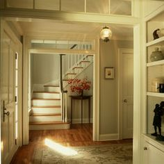 Transom Window.  Might have to do that between my dining room and the hallway.