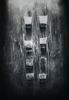 """Jaroslaw Grulkowski, from series: """"Finding order"""", graphite on paper, drawing on paper, abstract art, abstract drawing, polish artist, polish art, black and white"""