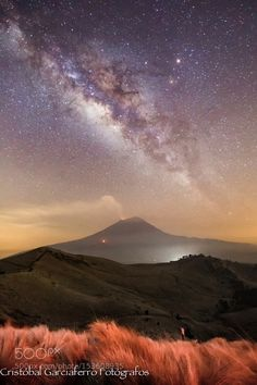 The Smoking Volcano and Milky Way The Popocatepetl the smoking volcano in Mexico under the Milky Way Camera: Canon EOS 6D Lens: EF16-35mm f/2.8L USM Focal Length: 16mm Shutter Speed: 30sec Aperture: f/3.5 ISO/Film: 6400 Image credit: http://ift.tt/1YqEilh Visit http://ift.tt/1qPHad3 and read how to see the #MilkyWay #Galaxy #Stars #Nightscape #Astrophotography