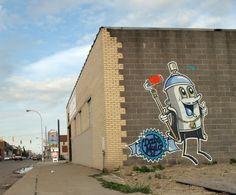 Dabs & Myla en Detroit
