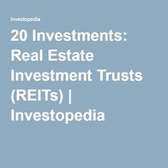 9 best series 7 exam images on pinterest exam study gym and test reits sell like stocks on the major exchanges and invest in real estate directly through properties or mortgages fandeluxe Image collections