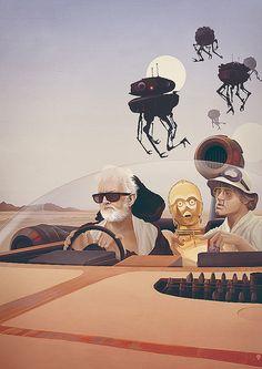 Miedo y asco en Tatooine