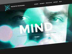 Wybrana realizacja strony internetowej personalnego trenera wykonana przez nas - czyli www.lemonit.pl #stronywww Podoba się wam?