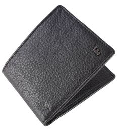 French Connection Formal Wallet - Black