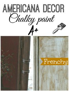 #Americandecor #chalkypaint. #homedepot. @DecoArt Inc.