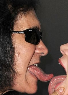 gene simmons son tongue. gene simmons son tongue