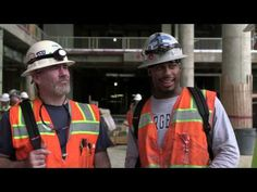 What Are Some Very Important Satey Tips? What are your work safety tips? BARA Construction workers at Parkland Hospital and Dallas Area Rapid Transit (Official DART page) workers share safety tips on the Dallas stop of the 90 Years Strong Tour.
