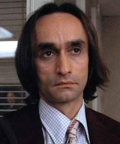 """""""Wyoming isn't a country, Sal...""""    DOG DAY AFTERNOON  - the Great John Cazale as Sal"""