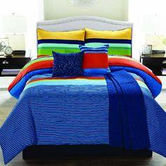 Luxury Home Parker 6 Piece Comforter Set & Reviews | Wayfair
