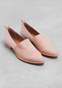& Other Stories | Suede Flats