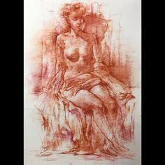 George Dawnay. #firegirl #19x24 #onpaper #drawing Life Drawing, Drawing Sketches, Art Drawings, Pastel Drawing, Pastel Art, Figure Sketching, Figure Drawing, Figure Painting, Painting & Drawing