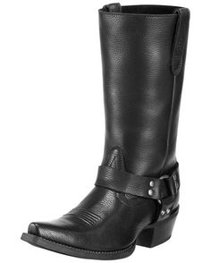 Womens Hollywood Boot - Powder Black by Ariat $160