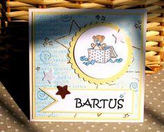 Kartka dla Bartusia