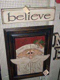My Spare Time Designs: Santa Sunday