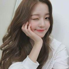 Chaeryeong my baby ❤ ( Cute Korean, Korean Girl, Secret Song, Jang Wooyoung, Haircuts Straight Hair, Eyes On Me, Pre Debut, Yu Jin, Woo Young