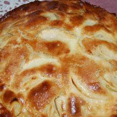 Francia almatorta krémesen Recept képpel - Mindmegette.hu - Receptek Hungarian Desserts, Baking And Pastry, Apple Pie, Gourmet Recipes, Bread, Cookies, Foods, Drinks, France
