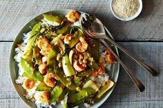 Shrimp and Baby Bok Choy Stir-Fry recipe on Food52