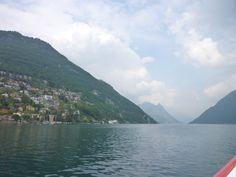 """""""Nave"""" Lugano→Gandria, Lago di Lugano, Lugano Ticino Swiss"""